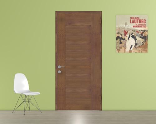Puerta toscana